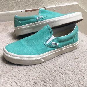 Women's Vans Slip-on Shoes